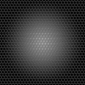 Hexagon grid texture  — Stockfoto