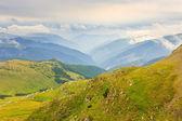 Transalpina, Parang Mountains, Romania — Стоковое фото