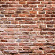 Background of brick brown wall - Stock Photo
