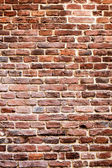 Background of brick brown wall — Stock Photo