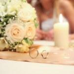 Wedding detail — Stock Photo #11409546