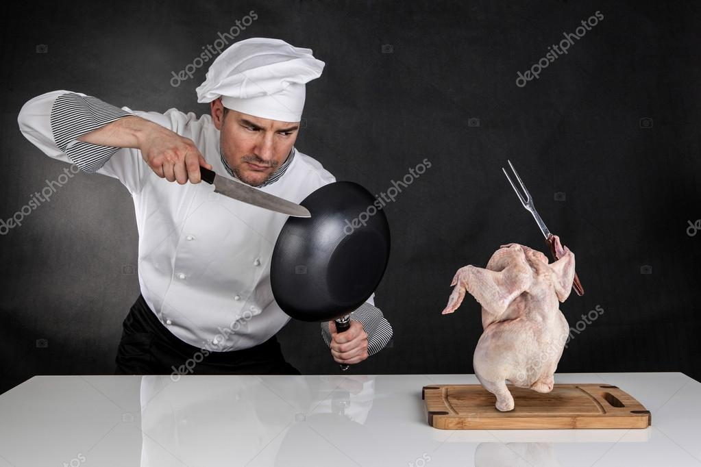 http://st.depositphotos.com/1660891/4538/i/950/depositphotos_45386433-Chef-fighting.jpg