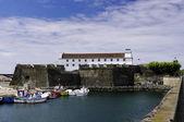 Forte de São Brás, Ponta Delgada, São Miguel, Azores — Stock Photo