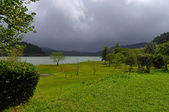 Furnas lake, Sao Miguel, Azores — Stock Photo