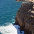 Cabo de Sao Vincente, End of Europe, Algarve, Portugal — Stock Photo