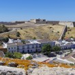 Forte de Sao Sebastiao in Castro Marim — Stock Photo
