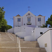 Church in Castro Marim — Stock Photo