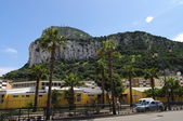 Rock of the Gibraltar — Stock Photo