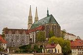 St. Peter's church in Goerlitz, Germany — Zdjęcie stockowe