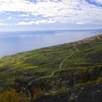 The view of Las Indias, La Palma island, Canary, Spain — Stock Photo #46473113