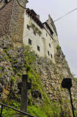 Bran Castle - Draculas Castle — Stock Photo