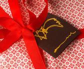 Xmas gift — Stock Photo