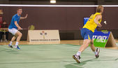 49Th Portuguese International Badminton Championship — Stock Photo