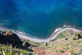 View from cape girao, madeira island — Stock Photo