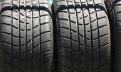 Neumáticos — Foto de Stock