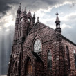 Gothic -style church — Stock Photo #25139451