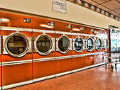 Laundromat — Stock Photo
