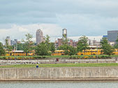 View of syracuse, new york — Stock Photo