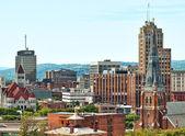 Syracuse, new york — Stock Photo
