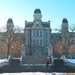 Syracuse university — Stock Photo
