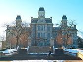 Syracuse university — Stock Photo