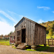 Corn crib — Stock Photo