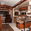 Recreational vehicle interior — Foto de stock #38727743