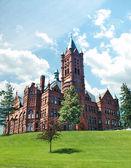 Crouse college of fine arts — Stock Photo