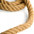 Thick rope — Stock Photo