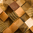 Wooden puzzle top — Stock Photo #13859158