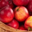 Basket with apple - 2 — Stock Photo #14709589