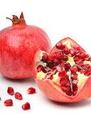 Reifen granatapfelfrucht — Stockfoto