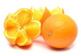 Naranjas maduras — Foto de Stock