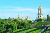Monasterio de kiev pechersk lavra de kiev, ucrania — Foto de Stock