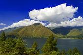 View to Sihotang. — Stock Photo