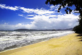 Noppara Thara Beach. — Stock Photo