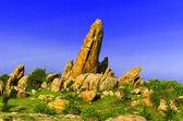 Stones near Khe Ga Lighthouse. — Stock Photo