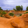 Area Near Red Canyon. — Stock Photo