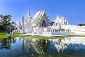 White Temple in Chiang Rai. — Stock Photo