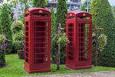 Thai Phone Booth. — Stok fotoğraf