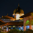 Kapitan Keling Mosque at Night. — Stock Photo