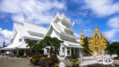 White Temple Structure. — Stock Photo