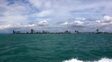 View to Pattaya. — Stock Video