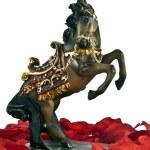 Figurine Horse — Stock Photo #13385411