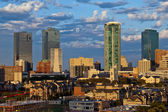 Cityscape of Fort Worth Texas — Foto de Stock