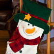 Christmas stocking — Foto de Stock