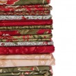 Quilting fabrics — Stock Photo #21133799
