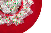 Peppermint candies — Stock Photo