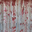 Weathered wood plank background — Photo