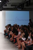 Pamela Gonzales Presentation at Pier 59 for Spring Summer 2013 during Nolcha Fashion Week on September 12, 2012 in New York — Stock Photo